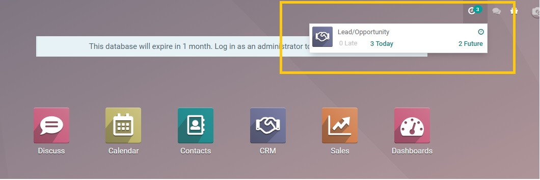 Odoo CRM Assign Task P4