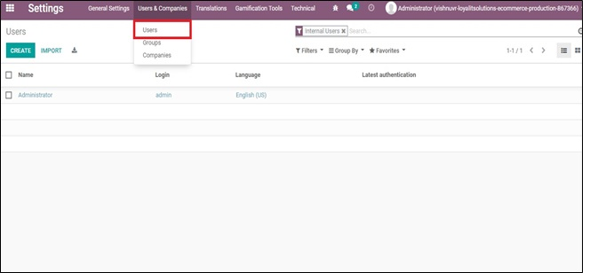 Odoo Translation P6