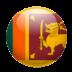 srilankan flag